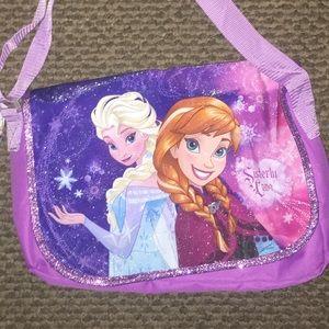 Other - Girls frozen messenger bag